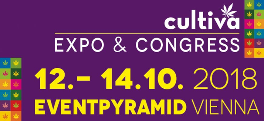 Event: Cultiva Expo & Congress Vienna 2018